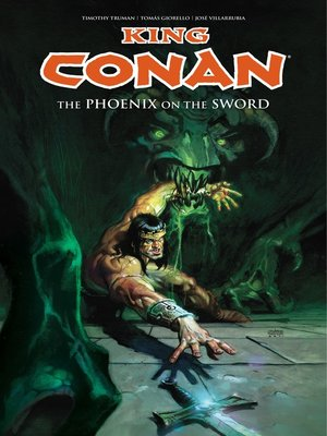 cover image of King Conan: The Phoenix on the Sword