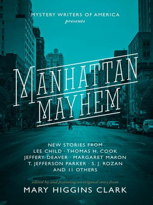 cover image of Manhattan Mayhem