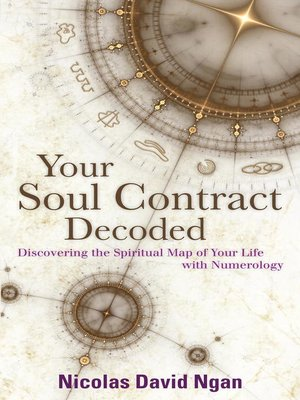 cover image of Your Soul Contract Decoded