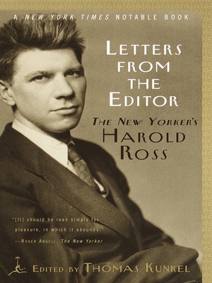 cover image of Letters from the Editor