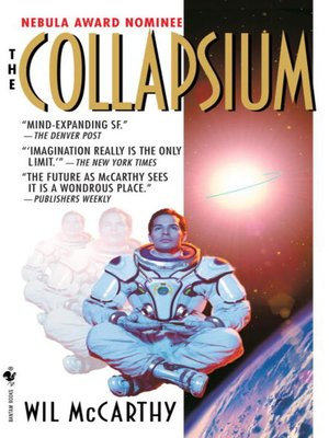 cover image of The Collapsium