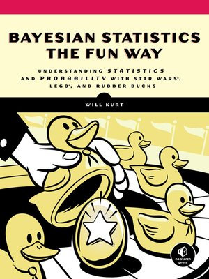 cover image of Bayesian Statistics the Fun Way