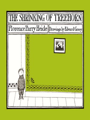 cover image of The Shrinking of Treehorn
