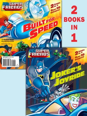 cover image of Joker's Joyride / Built for Speed