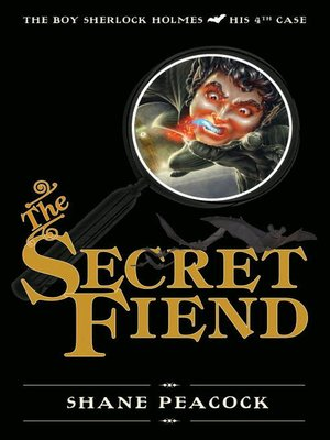 cover image of The Secret Fiend