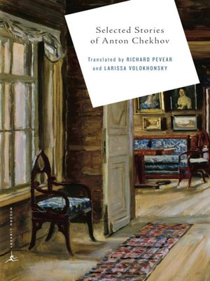 cover image of Selected Stories of Anton Chekhov