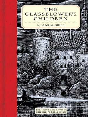 cover image of The Glassblower's Children