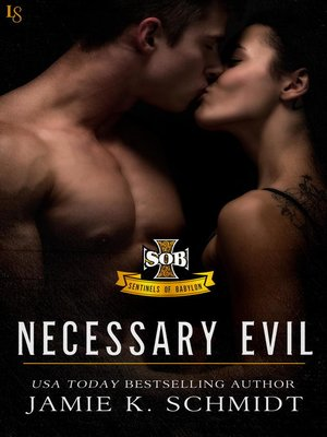 cover image of Necessary Evil