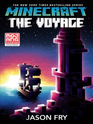 cover image of The Voyage: An Official Minecraft Novel