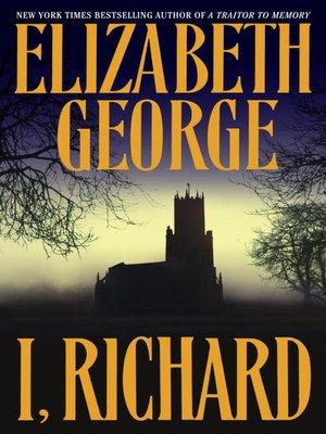 cover image of I, Richard