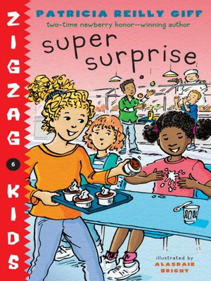 cover image of Super Surprise