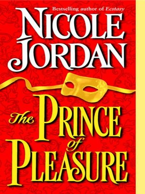 cover image of The Prince of Pleasure