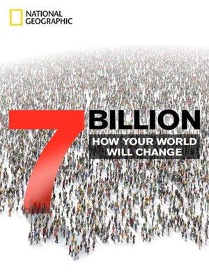 cover image of 7 Billion
