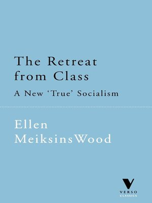 cover image of The Retreat from Class