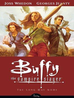 cover image of Buffy the Vampire Slayer, Season 8, Volume 1