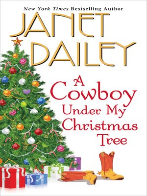 cover image of A Cowboy Under My Christmas Tree