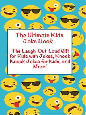 cover image of Ultimate Kids Joke Book