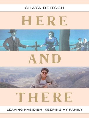 cover image of Here and There