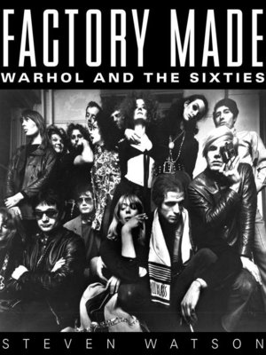 cover image of Factory Made