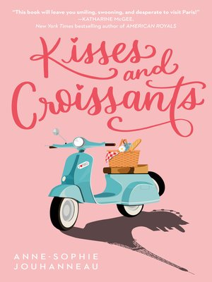 cover image of Kisses and Croissants