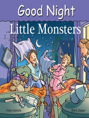 cover image of Good Night Little Monsters