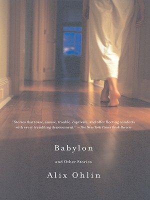 cover image of Babylon and Other Stories