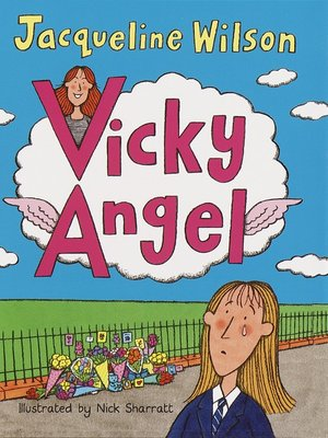 cover image of Vicky Angel