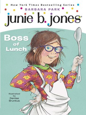 cover image of Boss of Lunch