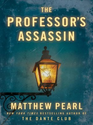 cover image of The Professor's Assassin
