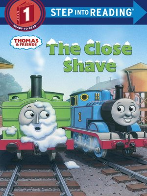 cover image of The Close Shave (Thomas & Friends)