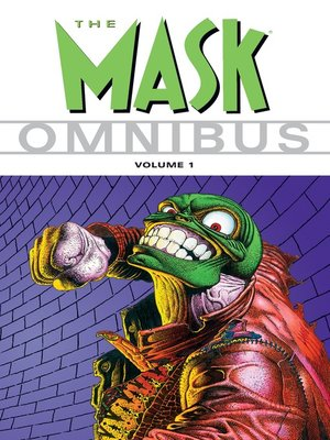 cover image of The Mask Omnibus, Volume 1