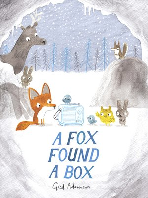 cover image of A Fox Found a Box