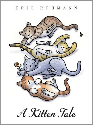 cover image of A Kitten Tale