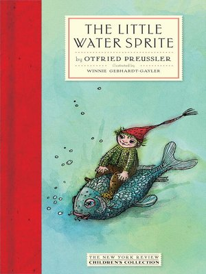 cover image of The Little Water Sprite