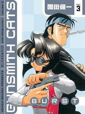 cover image of Gunsmith Cats: Burst, Volume 3