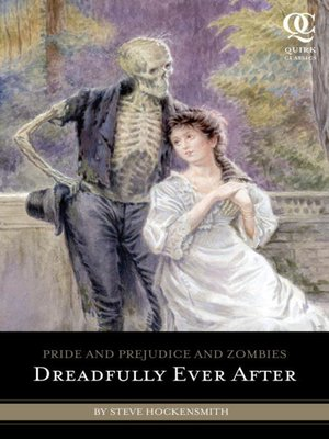 cover image of Dreadfully Ever After