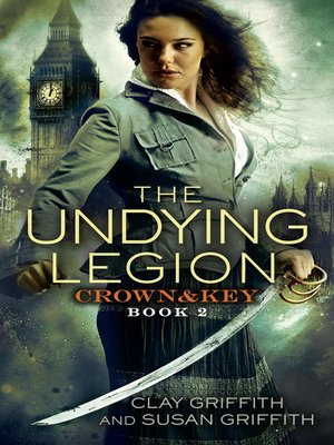 cover image of The Undying Legion