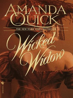 cover image of Wicked Widow