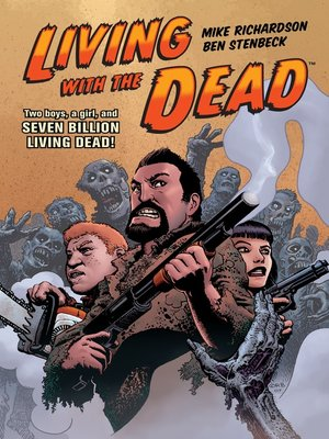 cover image of Living with the Dead