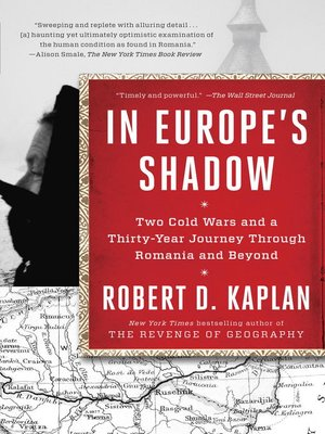 cover image of In Europe's Shadow
