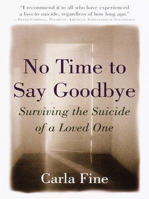 no time to say goodbye pdf