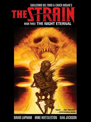 cover image of The Strain (2011), Book Three