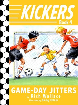 cover image of Game-Day Jitters