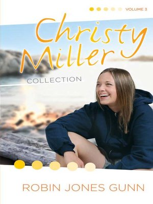 cover image of Christy Miller Collection, Volume 3
