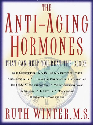 cover image of The Anti-Aging Hormones