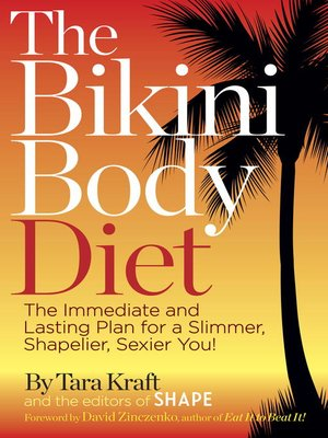 cover image of The Bikini Body Diet