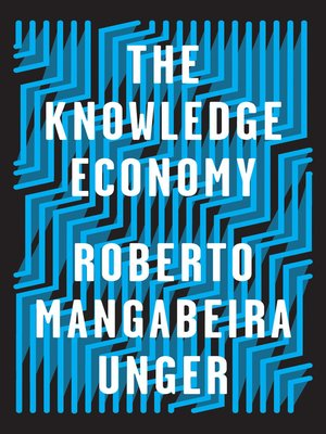 cover image of The Knowledge Economy