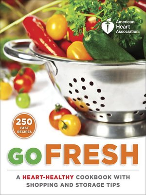cover image of American Heart Association Go Fresh