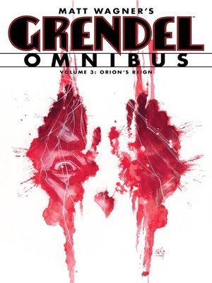 cover image of Grendel Omnibus (1986), Volume 3