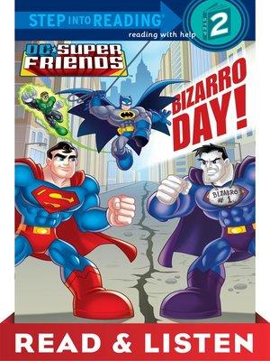 cover image of Bizarro Day!